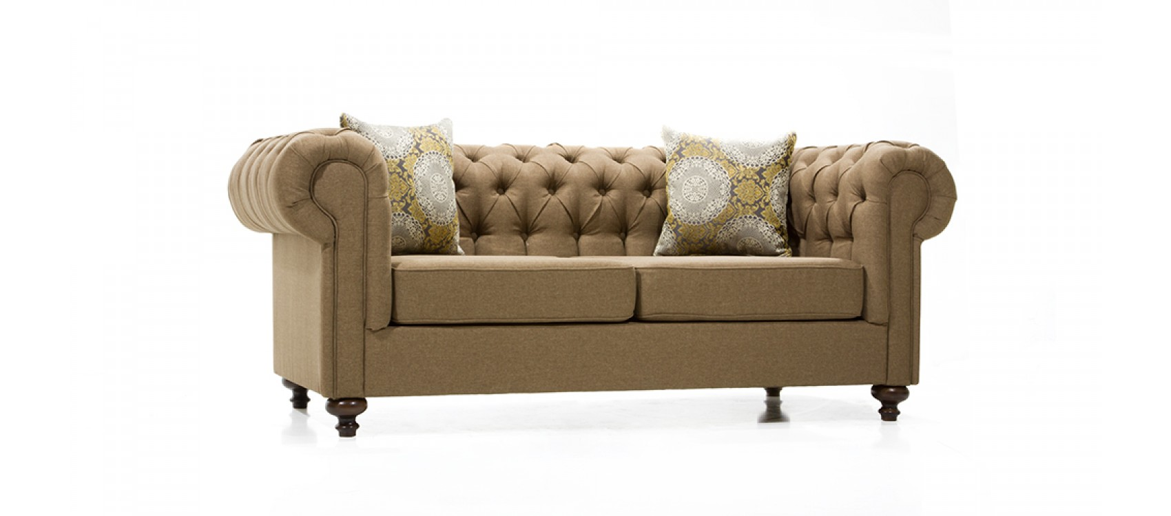 Sofa CHESTER 2 SEATER фото 2